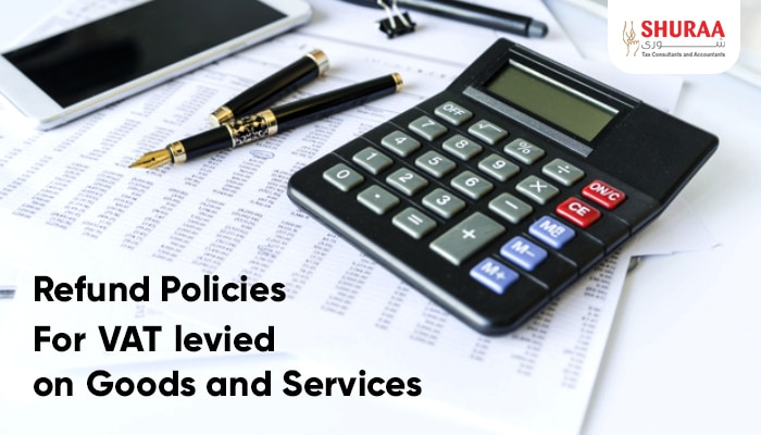 Refund Policies for VAT