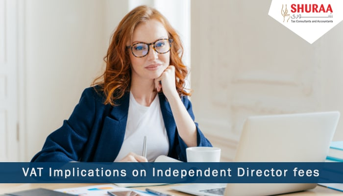 VAT Implications on Independent Director fees